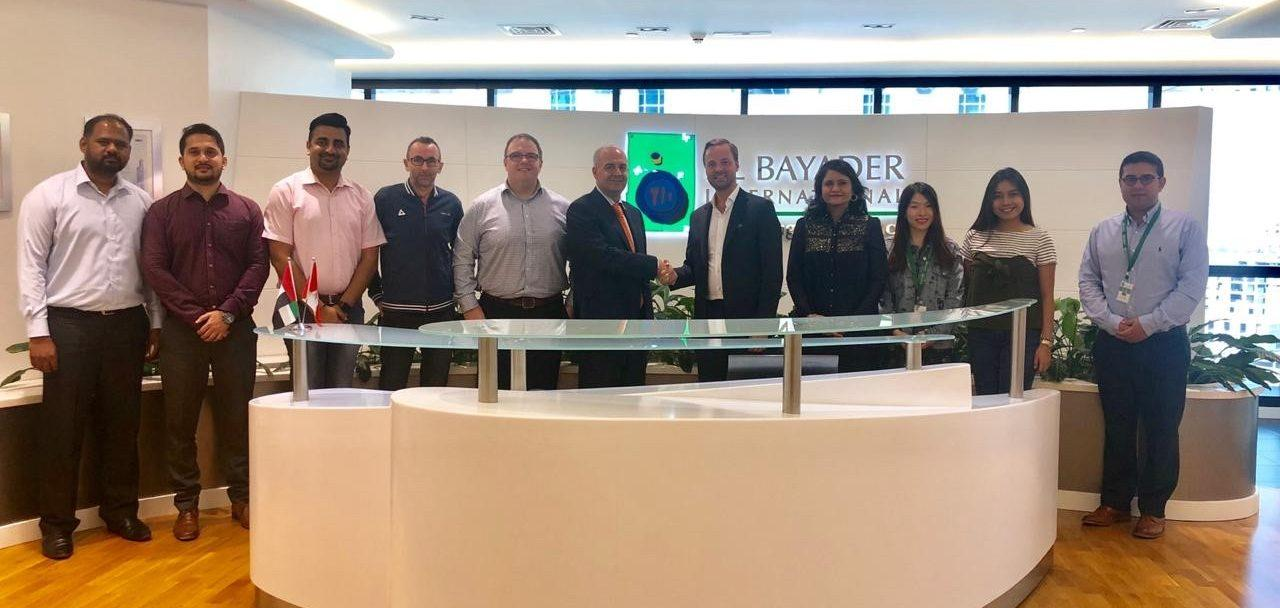 Cloudia announces long-term partnership with Al Bayader International