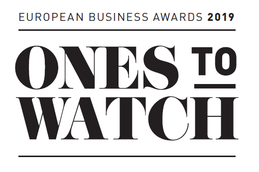 Cloudia named as 'One to Watch' in 2019 European Business Awards