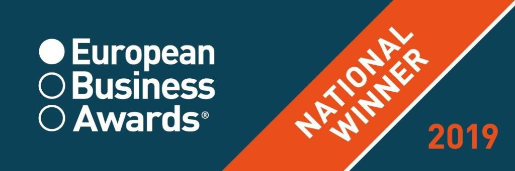 Cloudia named National Winner at European Business Awards